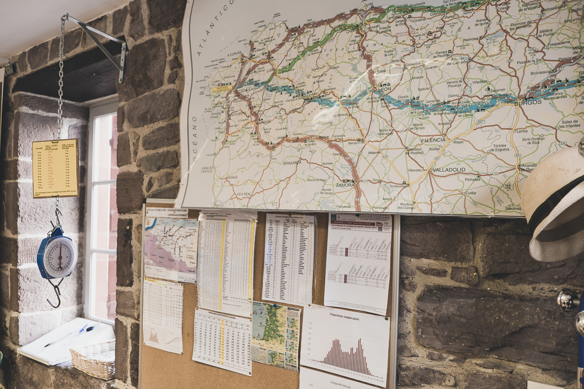 Pilgrim Office in Saint-Jean-Pied-de-Port